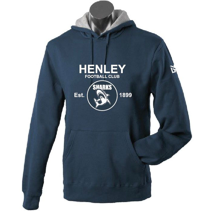 Henley FC New Graphic Hoodie