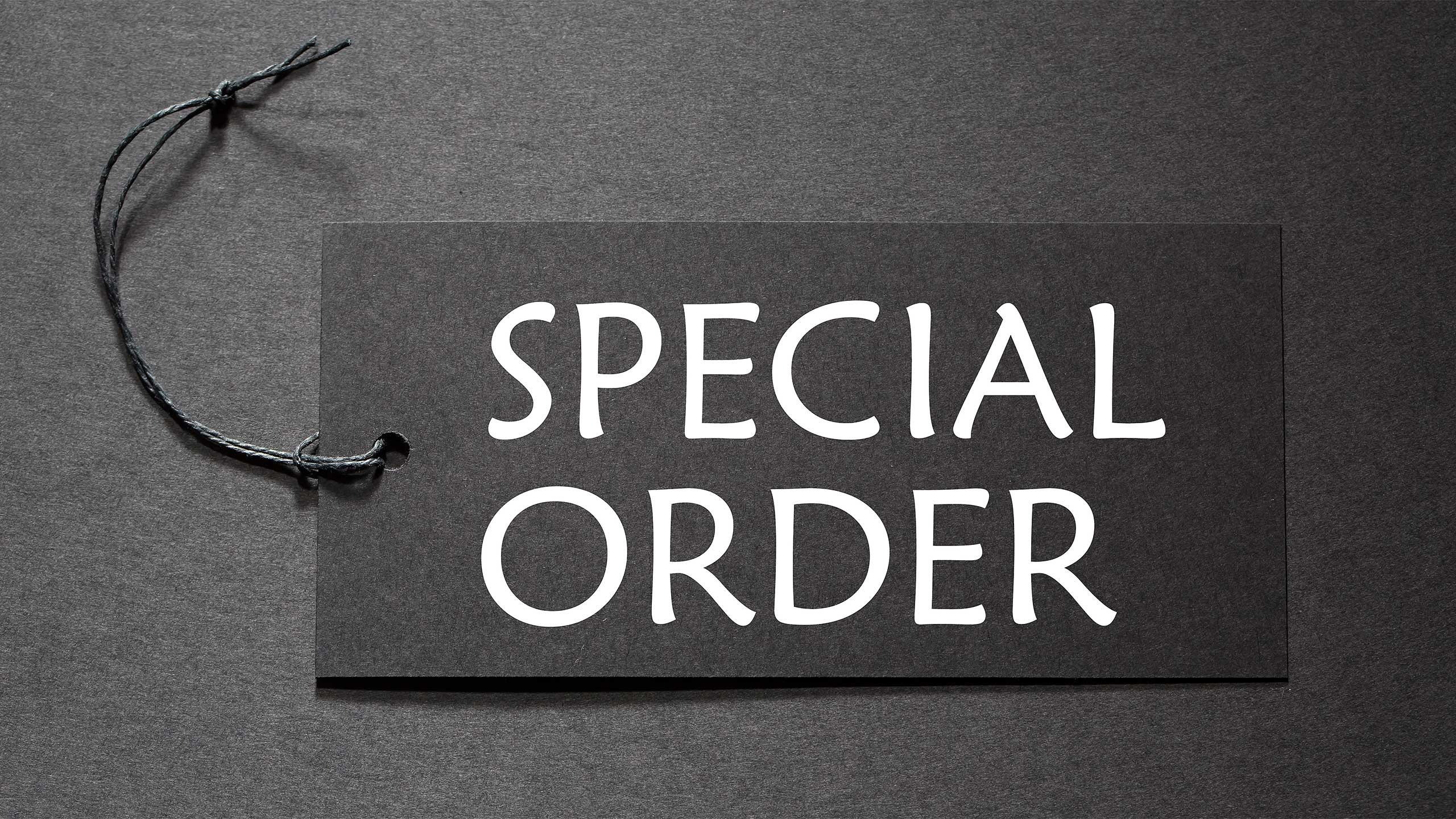special-order