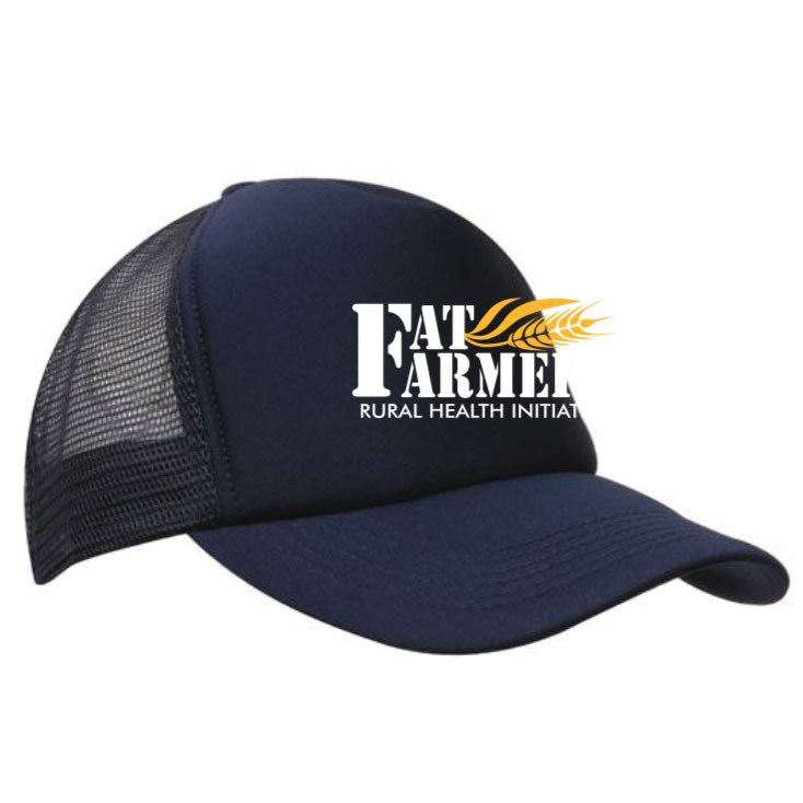 Fat Farmers Trucker Cap