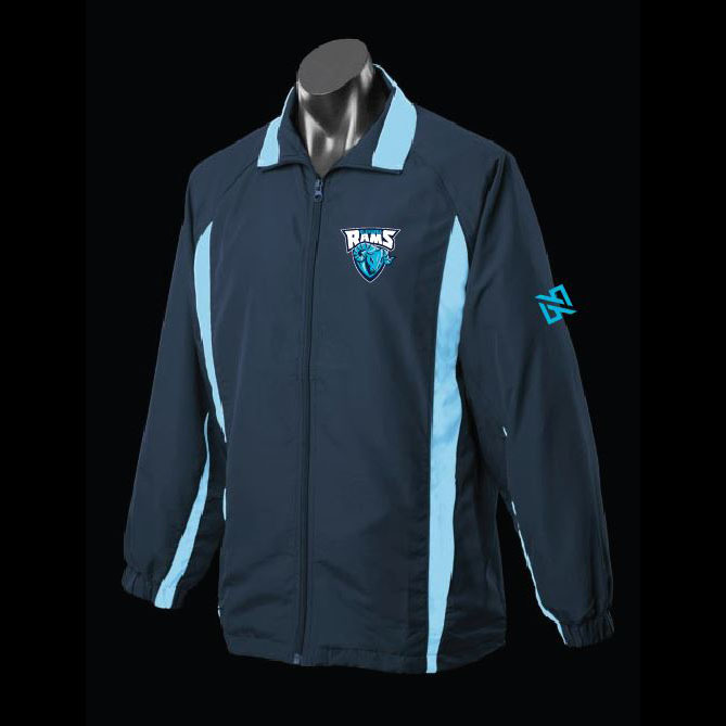 Glenunga FC Warm Up Jacket