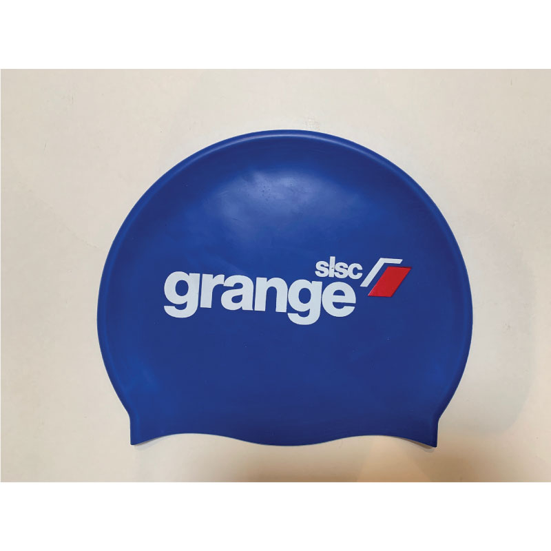 Grange SLSC Swimming Cap