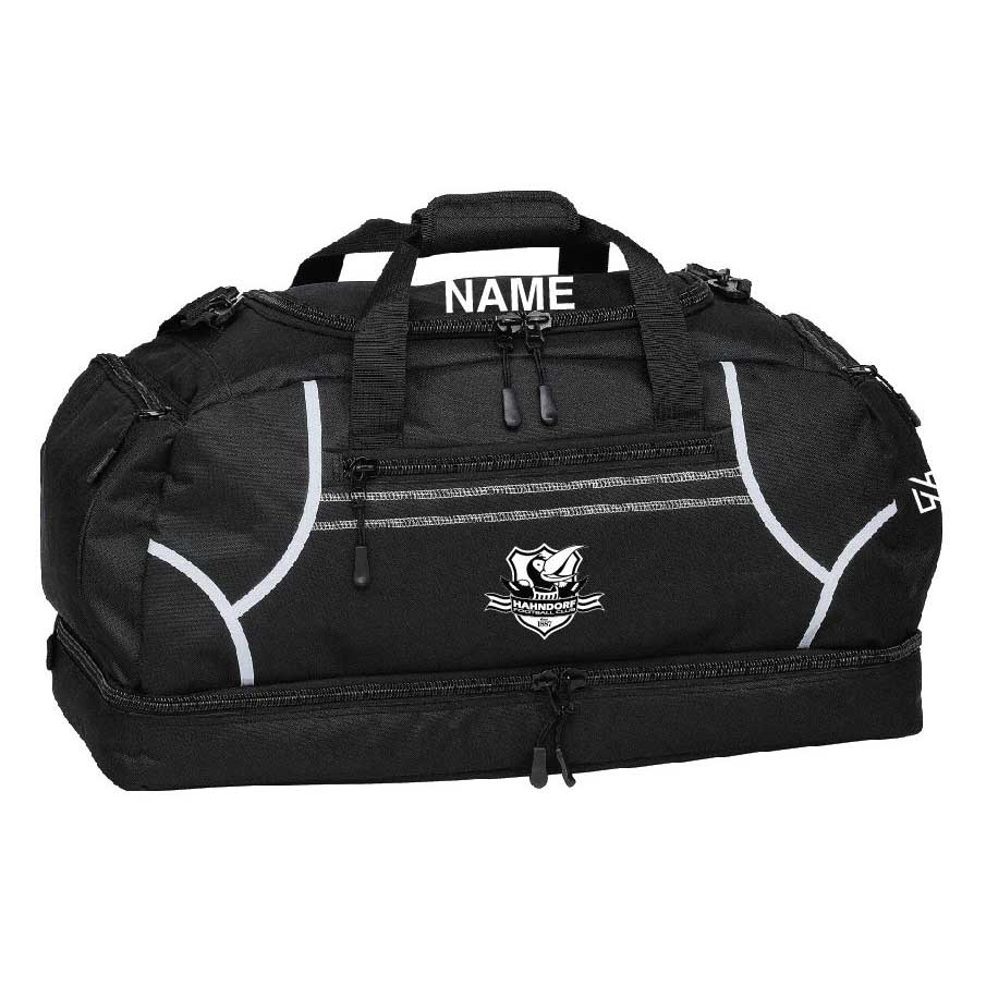 Hahndorf FC Named Sports bag