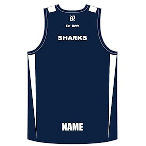 Henley Junior FC Training Singlet