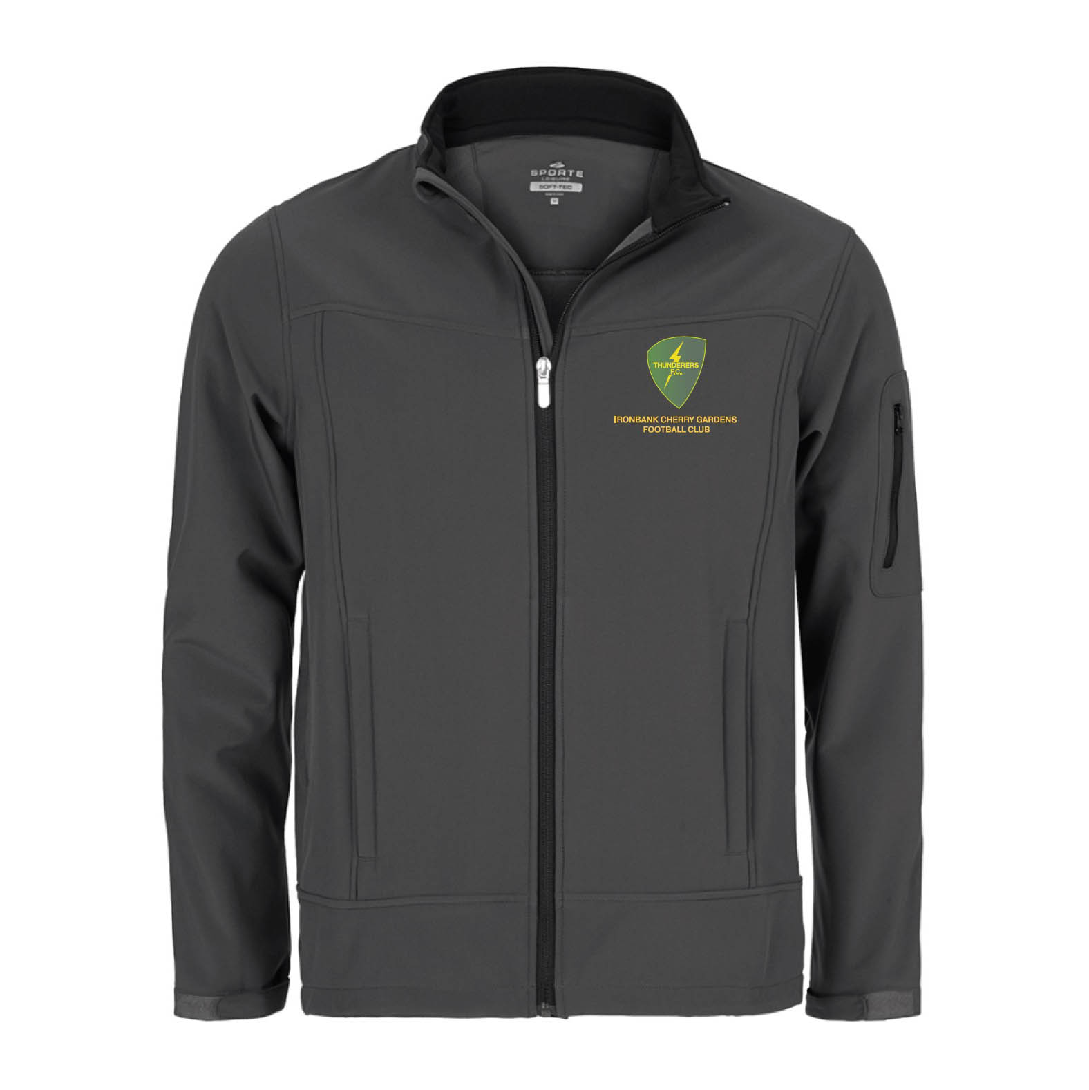 IBCG Softshell Jacket