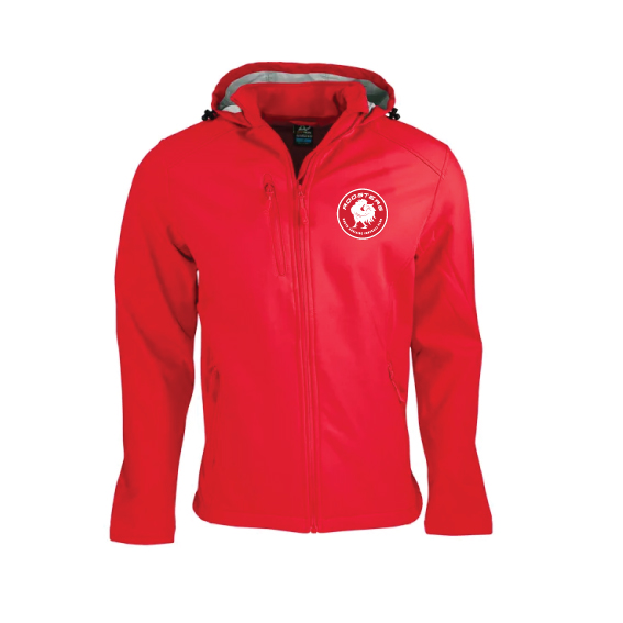 NAFC roosters softshell Red