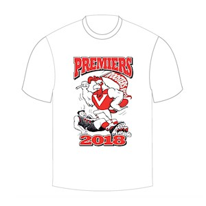 NAFC PREMIERS CARTOON TEE