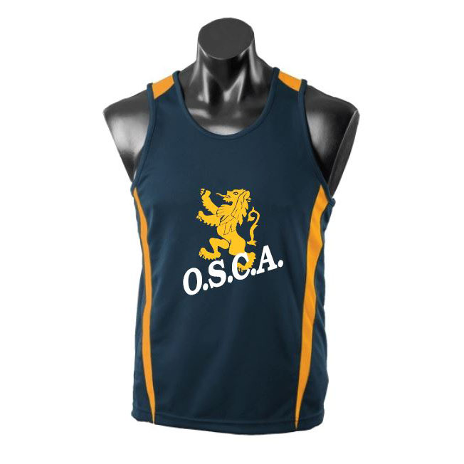 OSCA Training Singlet