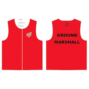 SANFL Juniors Ground Marshall Vest