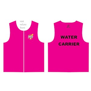 SANFL Juniors Water Carrier Vest
