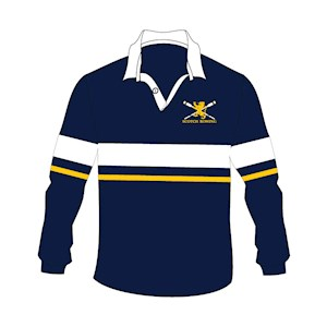 Scotch Rowing Knit Rugby Jumper