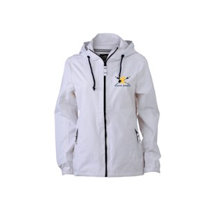 Scotch Rowing Sailing Jacket White