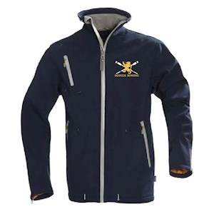 Scotch Rowing Softshell Jacket NAVY