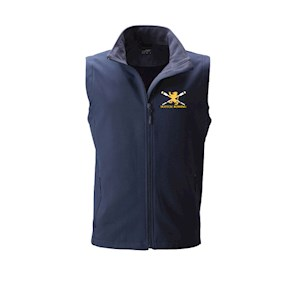 Scotch Rowing Softshell vest Navy