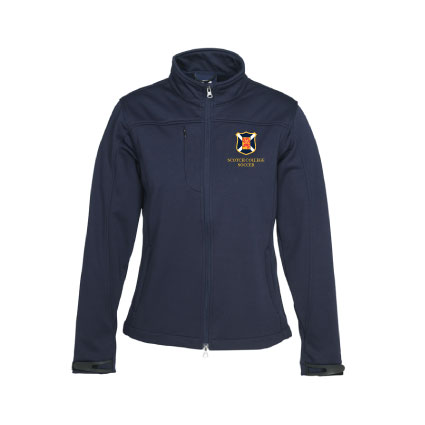 Scotch Soccer Ladies Softshell Jacket