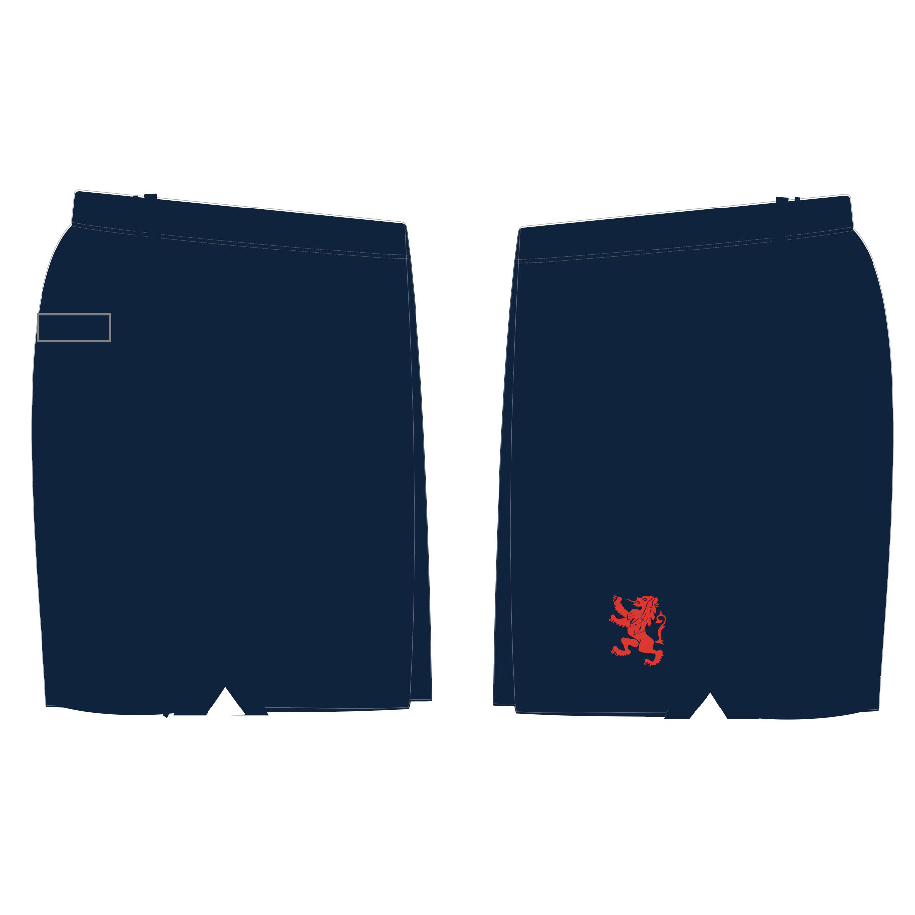 SOCFC Running Shorts