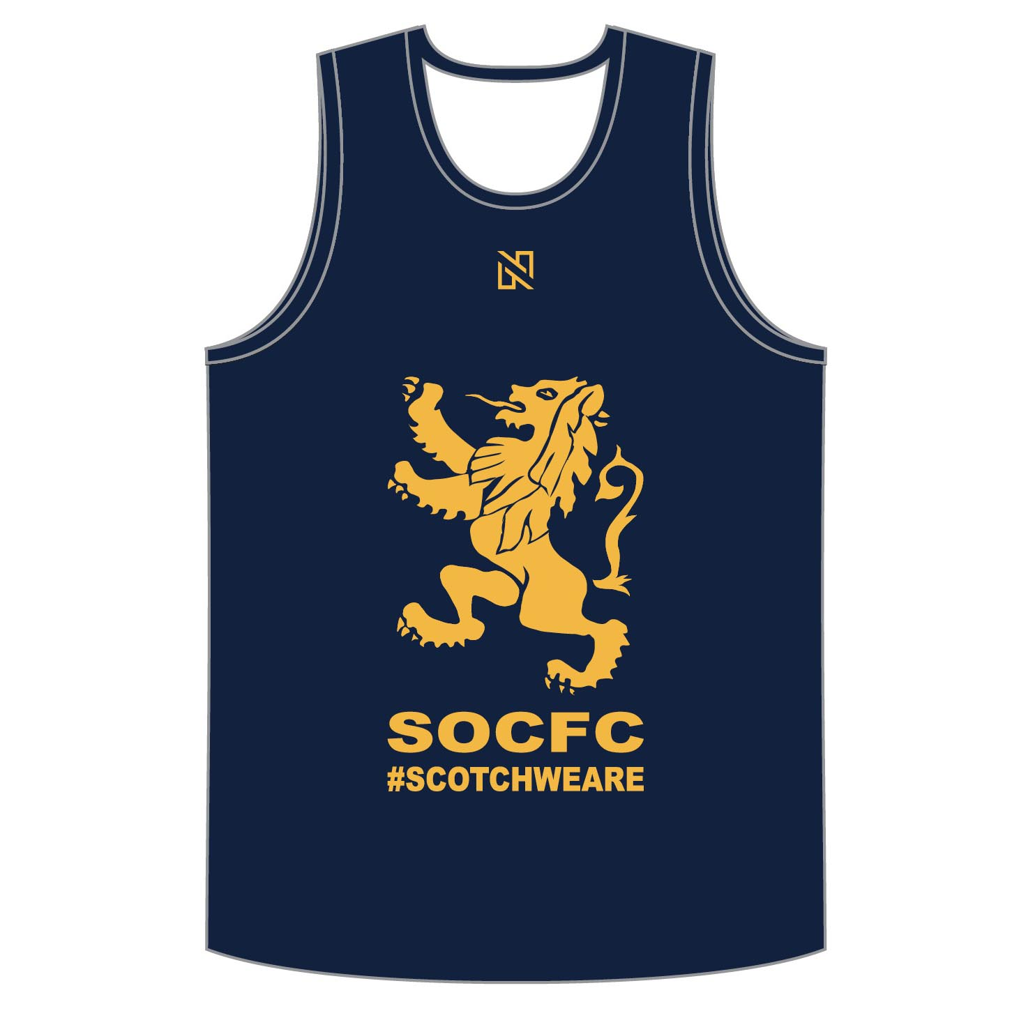 SOCFC Training Singlet