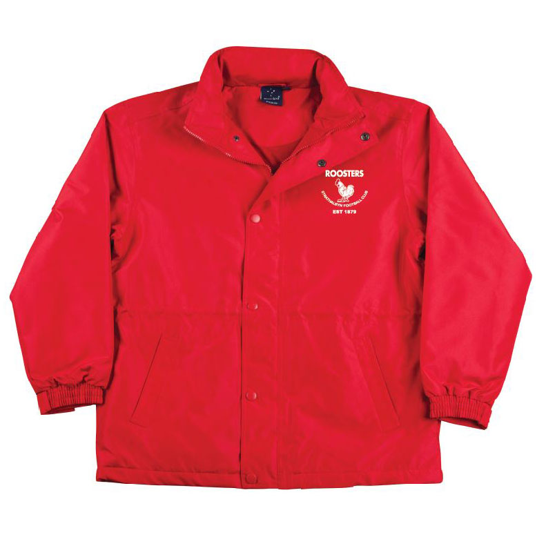 Strathalbyn FC Red Fleece Jacket