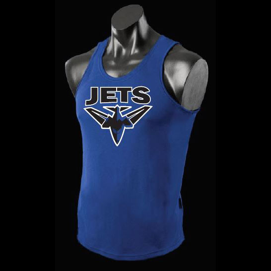 Unley Jets Training Singlet