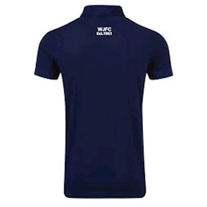 Walkerville Junior FC Navy Sportec Polo