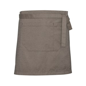 BIZ Collection Unisex Urban 1/2 Waist Apron